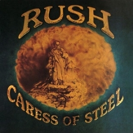 Rush - Caress Of Steel HQ DMM LP