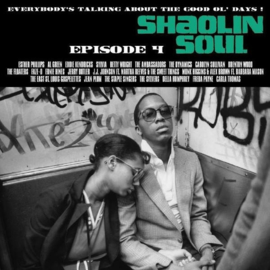 Shaolin Soul Episode 4 2LP