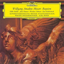 Mozart Requiem in D Minor 180g LP