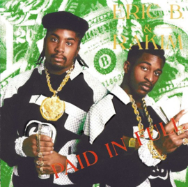 Eric B & Rakim Paid In Full  2LP