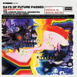 Moody Blues - Days OF The Future Passed LP