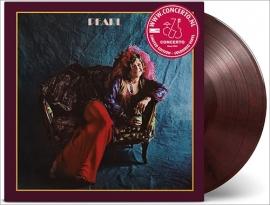 Janis Joplin - Pearl Solid red en black mixed vinyl - Concerto 60 Years