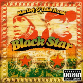 Black Star-Mos Def and Talib Kweli Are Black Star LP