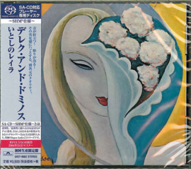 Derek & The Dominos Layla & Other Assorted Love Songs Japan Import sacd