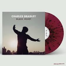 Charles Bradley Black Velvet LP -Purple Splatter-