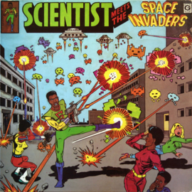 Scientist – Scientist Meets The Space Invaders LP