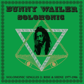 Bunny Wailer Solomonic Singles Pt.2 LP