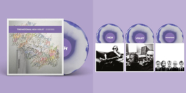 The National High Violet Expanded Edition 3LP -Purple & White Marble Vinyl-
