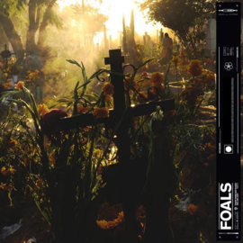 Foals Everything Not Saved Will Be Lost – Part 2 LP - Oranje Vinyl -