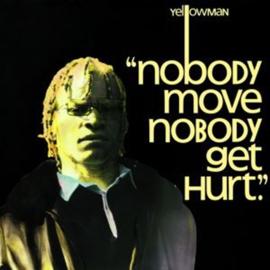 Yellowman Nobody Move Nobody Get Hurt LP