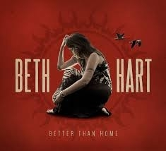 Beth Hart - Better Than Home LP -Red Vinyl-