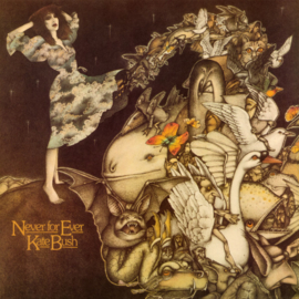 Kate Bush Remasters Never For Ever LP