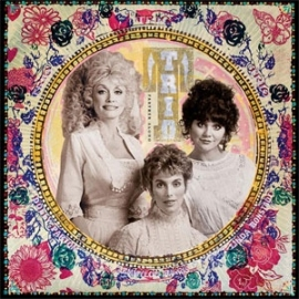 Emmylou Harris, Linda Ronstadt, Dolly Parton Trio: Farther Along 180g 2LP