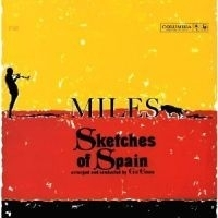 Miles Davis - Sketches Of Spain LP -Mono
