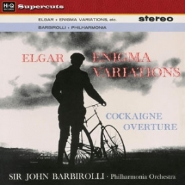 Elgar - Enigma Variations HQ LP