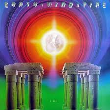 Earth Wind & Fire I Am LP