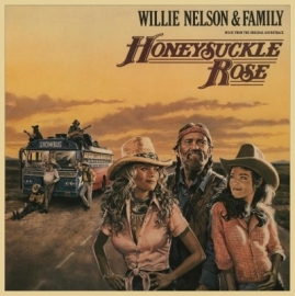 WILLIE NELSON & FAMILY HONEYSUCKLE ROSE (EXPANDED) LP