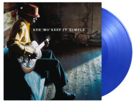 Keb Mo Keep It Simple LP -Blue Vinyl-