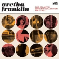 Aretha Franklin Atlantic Singles Collection 1967-1970 2LP