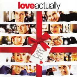 Love Actually Soundtrack 2LP (White Vinyl)
