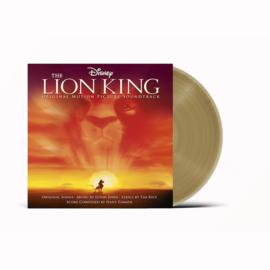 Lion King  LP  - Gold Vinyl-