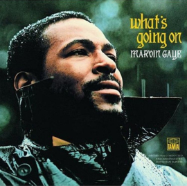 Marvin Gaye What's Going On 4LP -ltd- Half Speed Masters-