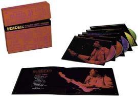 Jimi Hendrix Songs For Groovy Children 5CD
