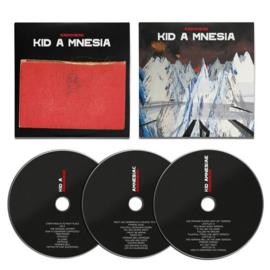 Radiohead Kid A Mnesia 3CD