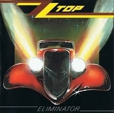 ZZ Top - Elimator LP