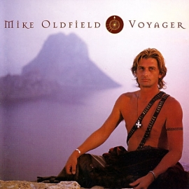 Mike Oldfield - Voyager LP.