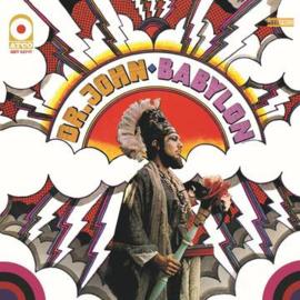 DR. JOHN Babylon LP -Coloured-