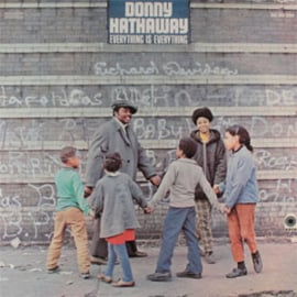 Donny Hathaway Everything Is Everything 180g LP