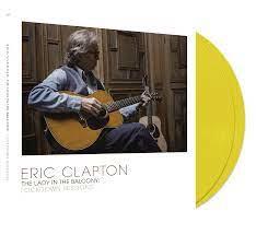 Eric Clapton Lady In The Balcony 2LP - Yellow Vinyl-