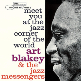 Art Blakey & The Jazz Messengers Meet You At The Jazz Corner Of The World - Vol. 1 180g LP