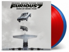 ORIGINAL SOUNDTRACK FURIOUS 7 (BRIAN TYLER) LP