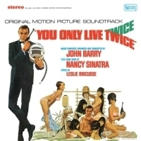 James Bond You Only Live Twice LP