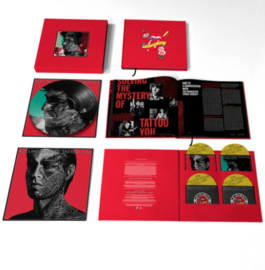 Rolling Stones Tattoo 4CD + LP