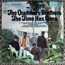 Chamber Brothers - Time Has Come LP