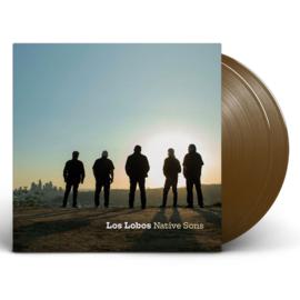 Los Lobos Native Sons 2LP - Coke Bottle Vinyl-