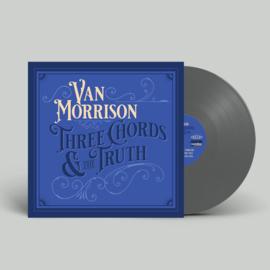 Van Morrison Three Chords Truth 2LP - Silver Vinyl-