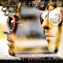 George Harrison Thirty Three & 1/3 180g LP