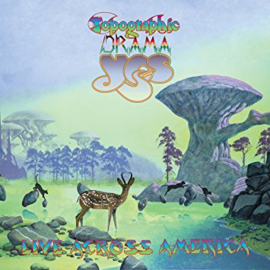 Yes Topographic Drama - Live Across America 3LP