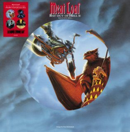 Meat Loaf Bat Out Of Hell 2LP