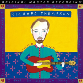 Richard Thompson Rumor and Sigh Numbered Limited Edition Hybrid Stereo SACD