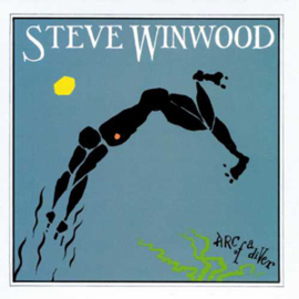Steve Winwood Arc of A Diver LP