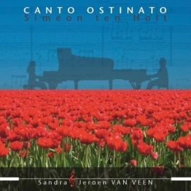 Simeon Ten Holt - Canto Ostinato 2LP