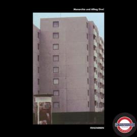 Fehlfarben - Monarchie Und Alltag (Live) LP