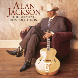 Alan Jackson The Greatest Hits Collection 2LP