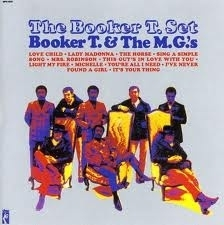 The Booker T. Set - Booker T & The M.G.s LP