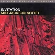 Milt Jackson Sextet - Invitation HQ LP